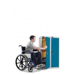 Probe Disability Locker 1300x380x460 Key Lock