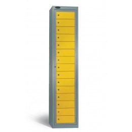 Clean Workwear Dispenser Locker for 15 Users - Probe