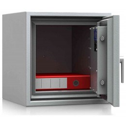 De Raat DRS Combi-Fire 2K £4000 Rated Key Lock Security Fireproof Safe - door open