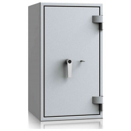 De Raat DRS Combi-Fire 3K £4000 Rated Key Lock Security Fireproof Safe - door closed