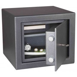 De Raat DRS Vega S2 10K Key Locking £4000 Security Safe - open