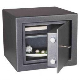De Raat Vega 10K £4000 Key Lock Security Safe - door open