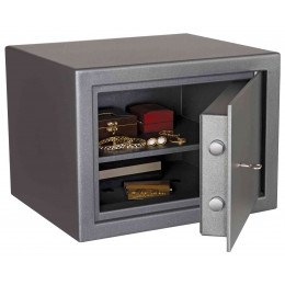 Key Locking £4000 Laptop Safe - De Raat Vega S2 40K - open