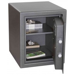 De Raat DRS Vega S2 50K Key Locking £4000 Security Safe - door open
