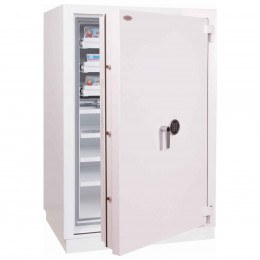 Phoenix Millennium DS4652E 2 Hour Fireproof EN1047 Data Safe - door ajar