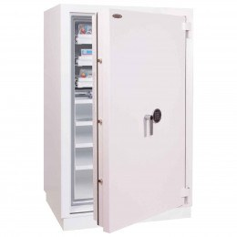 Phoenix Millennium DS4653E 2 Hour Fireproof EN1047 Data Safe - Door ajar