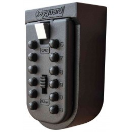 Keyguard Digital Mechanical Push Button Outdoor Key Safe