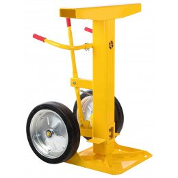 Dancop Crash Stop DVS1 Trailer Support Safety Stand | 40 tonne SWL