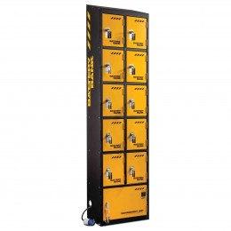Defender Battery Bank 10 dr Power Tool Charging Locker