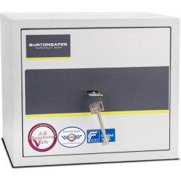 Home Key Locking £4000 Security Safe - Burton Aver 1K