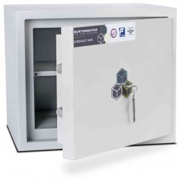 Home Key Lock £4000 Security Safe - Burton Aver S2 1K