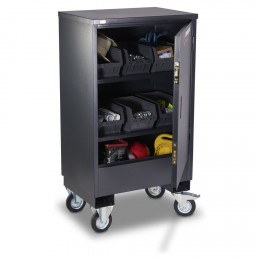 Sturdy Mobile Site Cabinet - Armorgard FITTINGSTOR FC2