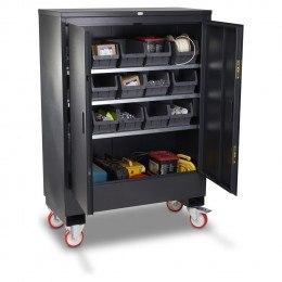 Sturdy Mobile Site Cabinet - Armorgard FITTINGSTOR FC3