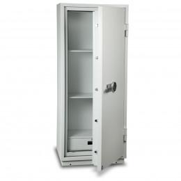 Burton Firebrand XL-3 Electronic Fireproof Security Safe - door ajar