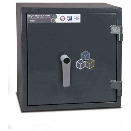Burton Firesec 10/60/1K Fire Key Lock Eurograde 1 Safe