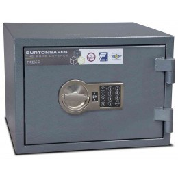 Burton Firesec 4/60 1E Electronic Security Fireproof Safe