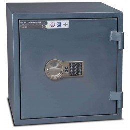 Burton Firesec 4/60 2E Electronic Security Fireproof Safe