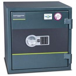 Fire Security Safe £4000 - Burton Firesec 4/60/2E - door closed