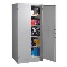 Chubbsafes Forceguard 680 Burglary Security Storage Cabinet - door open