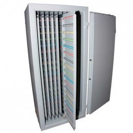 Key Secure FR3000 High Security Key Cabinet 3000 Keys open