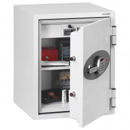 Phoenix Fire Fighter FS0441E 90 minutes Fire Security Safe - Door ajar