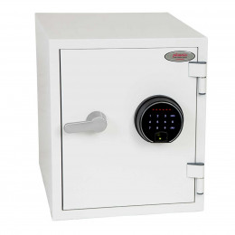 Fingerprint Fire Security Safe - Phoenix Titan FS1282F
