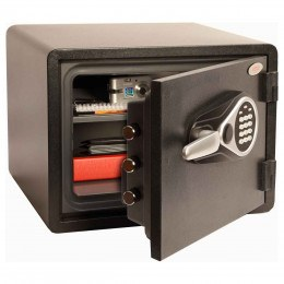 Phoenix Titan Aqua FS1291E Fire & Water Resistant Security Safe Digital Lock - door ajar