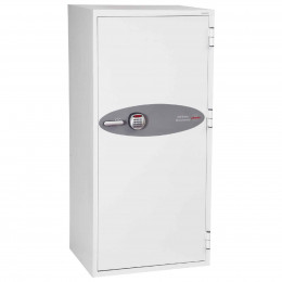 Phoenix FS1912F Fire Commander Fingerprint 2 Hour Fireproof Cabinet