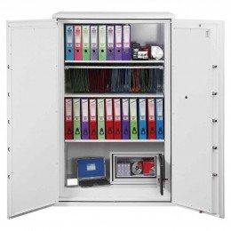 Phoenix FS1914F Fire Commander 2 Hour Large Capacity Fireproof Fingerprint Locking Cabinet