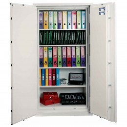 Phoenix Fire Commander PRO FS1922K Fire and Burglary Security Cabinet - fully open