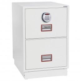 Phoenix FireFile FS2252F 90min 2 Drawer Fingerprint Lock