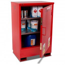 Flammable Storage Cabinet - Armorgard FLAMSTOR FSC2