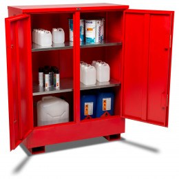 Flammable Storage Cabinet - Armorgard FLAMSTOR FSC3