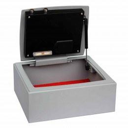 Securikey Euro Vault SFEV-GS-TZE Digital Lock Security Safe - Door Open with Internal Light