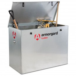 GB3 Galvanized Tool Chest - Prop