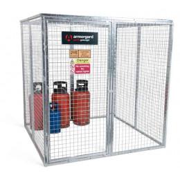 Armorgard GGC15 Gorilla Modular Gas Bottle Cage 240x600x180cm