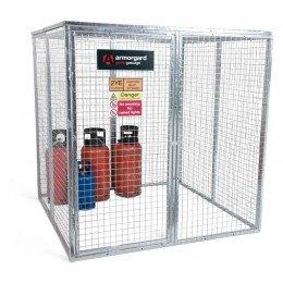 Armorgard GGC11 Gorilla Modular Gas Bottle Cage 270x180x180