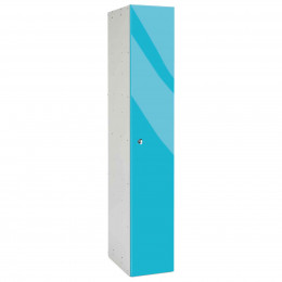 Probe BuzzBox Satin Laminate Locker End Panel - Sea Blue