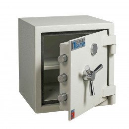 Eurograde 1 High Security Fire Safe - Dudley Europa 0