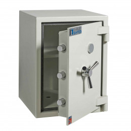 Dudley Europa 2 Eurograde 1 £10,000 High Security Fire Safe - door ajar