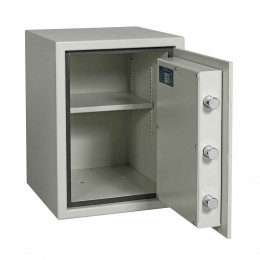 Dudley Europa 2 Eurograde 0 £6,000 High Security Fire Safe - door wide open