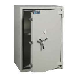 Dudley Europa 4 Eurograde 0 £6,000 High Security Fire Safe - door ajar