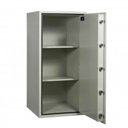 Dudley Europa 6 Eurograde 0 £6,000 High Security Fire Safe - door wide open