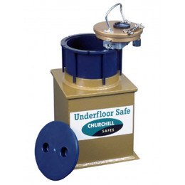 Under Floor Security Safe - Churchill Domestic D2L
