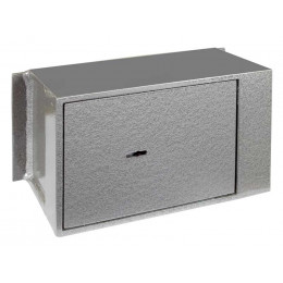 Small Wall Fitted Security Safe - Churchill Magpie M2