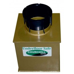 Floor Security Safe £6000 - Churchill Vector V3