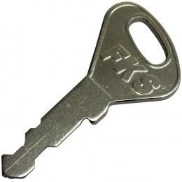 Helmsman Locker Key - Replacement for Helmsman Lockers