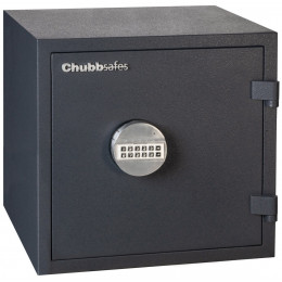Chubbsafes Homesafe S2 35EL Electronic Fire Security Safe - side on