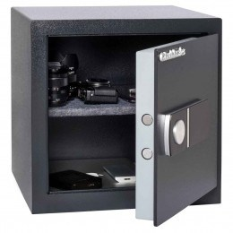 Chubbsafes HomeStar 54E Insurance Approved Electronic Security Safe - Door ajar