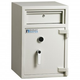 Dudley Hopper CR3000 Size 1 £3000 Cash Deposit Security Safe -door closed